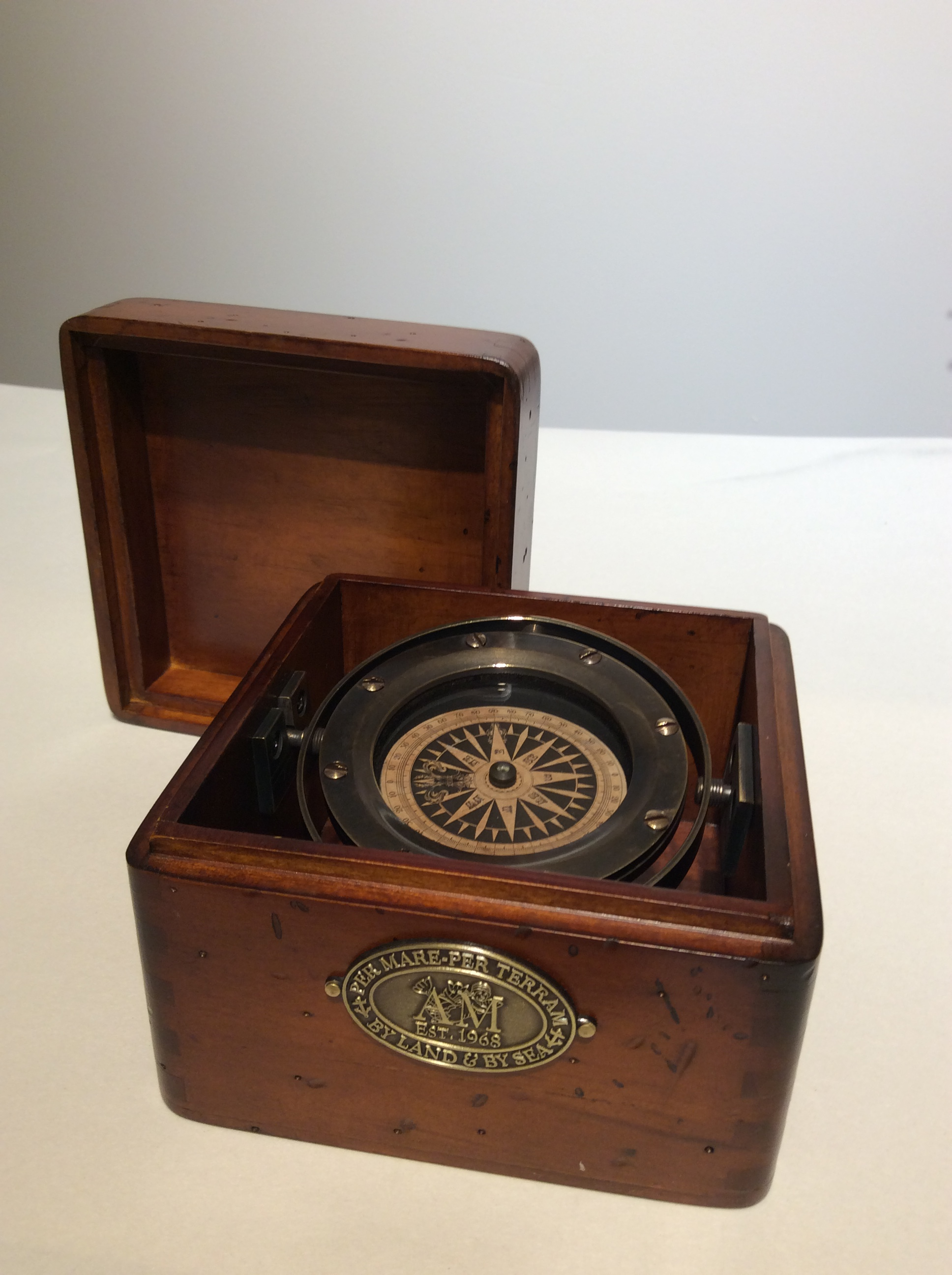 Life boat compass A
